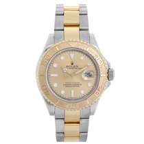 Rolex Yacht-Master 40 Gold/Steel 40mm Champagne United States of America, Texas, Dallas