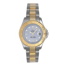 Rolex Yacht-Master Gold/Steel 35mm Silver United States of America, Texas, Dallas