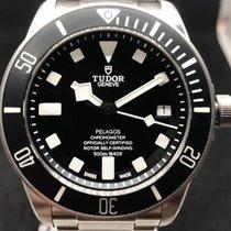 Tudor Pelagos nuevo 2020 Automático Reloj con estuche y documentos originales 25600TN