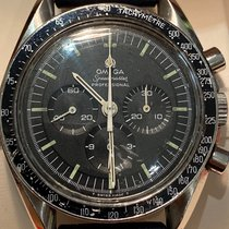 Omega Speedmaster Professional Moonwatch 145022 Bueno Acero Cuerda manual