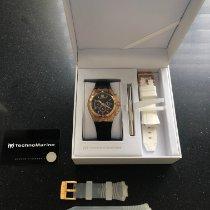 Technomarine Ceas femei Cruise Cuart folosit Ceas cu cutie originală și documente originale 2014