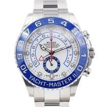 Rolex Yacht-Master II Acciaio 44mm Bianco Italia, MILANO - MUNICH -   FROSINONE - MANFREDONIA