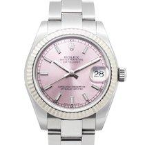 Rolex Lady-Datejust Steel 31mm Pink