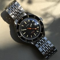 Doxa Sub Steel 42mm Black