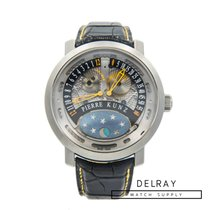 Pierre Kunz Steel 44mm Automatic PKG 014 HMRL pre-owned United States of America, Florida, Hallandale Beach