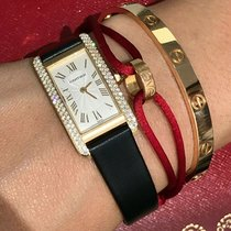 Cartier Tank Américaine Çok iyi 19mm Quartz