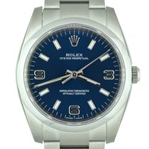 Rolex Oyster Perpetual 34 new 2017 Automatic Watch with original box and original papers 114200