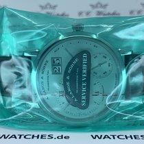 A. Lange & Söhne 139.025 Platinum Grand Lange 1 41mm pre-owned