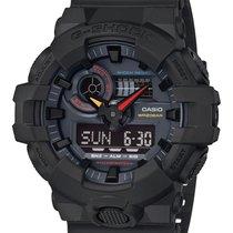 Casio G-Shock Vjestacki materijal 53.4mm Crn