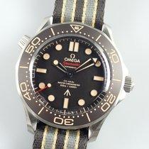 Omega Seamaster Diver 300 M Titane 42mm