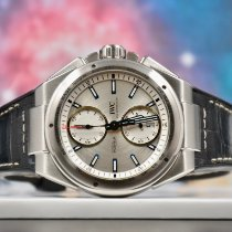 IWC IW378509 Steel 2015 Ingenieur Chronograph Racer 45mm pre-owned