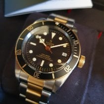 Tudor TUDOR BLACK BAY HERITAGE TUTONE 79733N Or/Acier 2020 Black Bay S&G 41mm occasion France, AIX EN PROVENCE