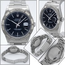 Rolex Datejust Turn-O-Graph nuovo 2002 Automatico Orologio con scatola e documenti originali 116264