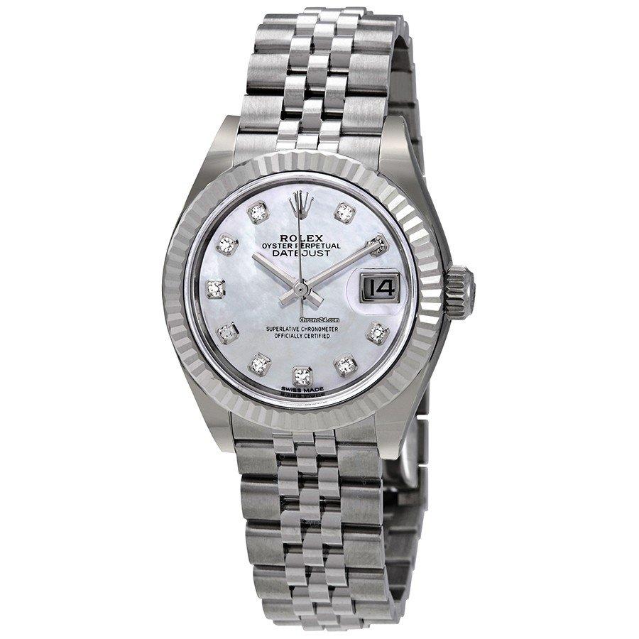 Rolex Lady-Datejust 279174-0009G new