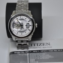 Citizen Automatic NP3000-54L pre-owned
