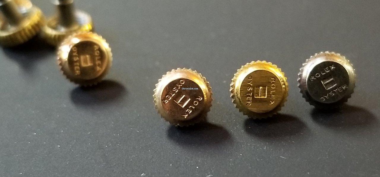 Rolex Bubble Back 2940 & 3131 Rolex Bubble Back 1950 new