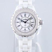 Chanel J12 Ceramic 33mm White Arabic numerals United States of America, California, 91016