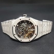 Audemars Piguet Royal Oak Double Balance Wheel Openworked 15407BC.GG.1224BC.01 2019 pre-owned