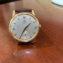 Omega Rose gold Manual winding pre-owned United States of America, New Jersey, Upper Saddle River
