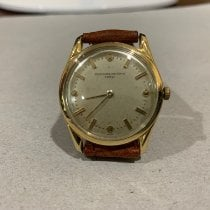 Vacheron Constantin Yellow gold 33mm Manual winding 6136 pre-owned United States of America, New Jersey, Upper Saddle River