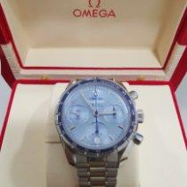 Omega Speedmaster Steel 38mm Blue No numerals Malaysia, Kuala Lumpur