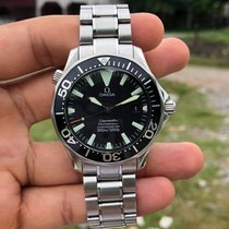 Omega Seamaster Diver 300 M 22545000 Good Steel 41mm Automatic Thailand