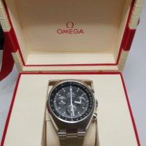 Omega Speedmaster Mark II Steel 42.4mm Black No numerals Malaysia, PUTRAJAYA