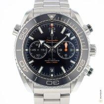 Omega Seamaster Planet Ocean Chronograph Staal 45.5mm Zwart Nederland, Maastricht