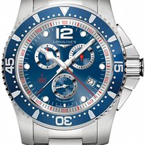 Longines HydroConquest Steel 47.5mm Blue United States of America, California, Moorpark