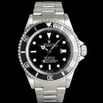 Rolex Sea-Dweller 4000 Stal 40mm Czarny