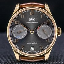 IWC Portuguese Automatic Rose gold 42.3mm Arabic numerals United States of America, Massachusetts, Boston