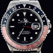 Rolex GMT-Master II 16710 Tilfredsstillende Stål 40mm Automatisk