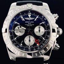 Breitling Chronomat 44 GMT Acier 44mm Noir Sans chiffres Belgique, Antwerpen