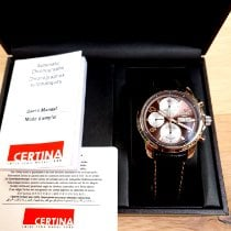 Certina DS Podium Otel 40mm Arabic