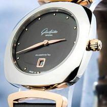 Glashütte Original Pavonina Gold/Steel 31mm Black