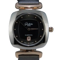 Glashütte Original Pavonina Gold/Steel 31mm Black