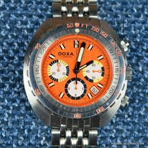 Doxa Steel 45mm Automatic Nr. 5 of 250 pre-owned United States of America, Oregon, Portland