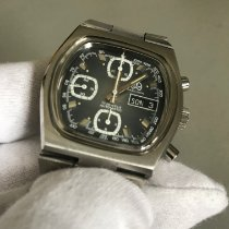 Ollech & Wajs Steel Automatic 38mm pre-owned