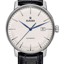 Rado new Automatic Display back Central seconds Quick Set Only Original Parts 41mm Steel Sapphire crystal