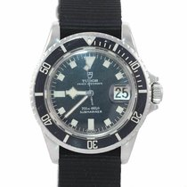 Tudor Submariner Steel 40mm Black United States of America, New York, Huntington