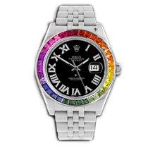 Rolex Datejust II neu 2021 Automatik Uhr mit Original-Box und Original-Papieren 116300