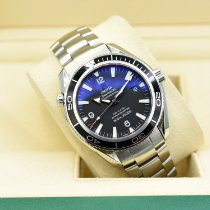 Omega Seamaster Planet Ocean 2201.50.00 Very good Steel 42mm Automatic