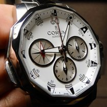 Corum pre-owned Automatic 44mm White 10 ATM