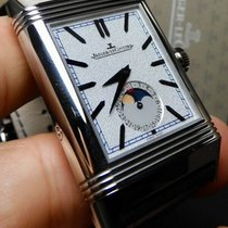 Jaeger-LeCoultre Reverso (submodel) Steel 49mm Silver United States of America, North Carolina, Winston Salem