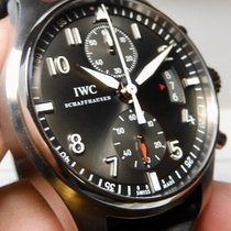 IWC Pilot Spitfire Chronograph Steel 43mm Grey United States of America, North Carolina, Winston Salem