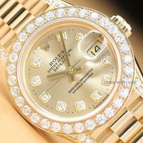 Rolex Lady-Datejust 69178 ikinci el