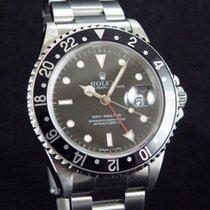 Rolex GMT-Master 16700 Mycket bra Stål 40mm Automatisk
