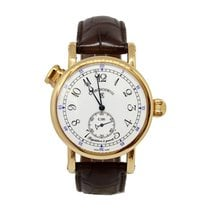 Chronoswiss Répétition à quarts Oro rosa 40mm Bianco Arabi