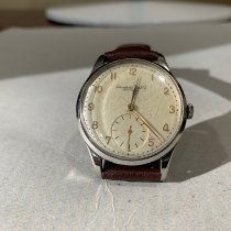 IWC Portuguese Hand-Wound Steel White United States of America, New Jersey, Upper Saddle River