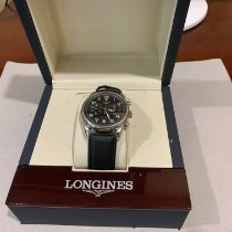 Longines Master Collection Steel 40mm Silver Arabic numerals United States of America, New Jersey, Upper Saddle River